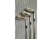 MD Golf Seve Ballesteros Icon wedges 48, 56 and 60 degree