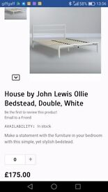John lewis ollie bed double