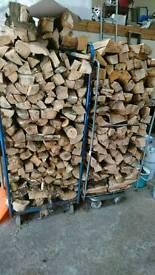 Quality logs, firewood, hard wood