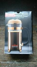 Bodum Chambord 1 litre french press cafetiere