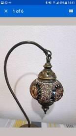 Turkish style lamp