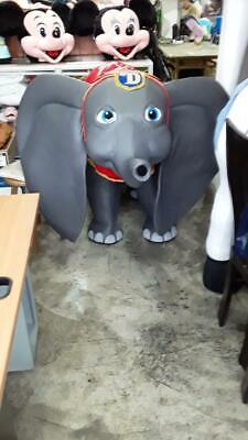 Dumbo Elephant Character Mascot Costume Cosplay Party Halloween Circus Small - Circus Characters Halloween