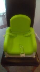 BABIES MEALTIME BOOSTER SEAT