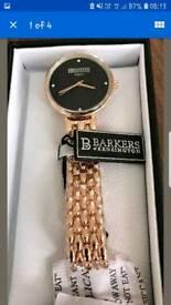 Ladies diamond watch
