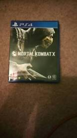 Mortal Kombat - Ps4