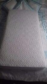 Gema sprung cot mattress