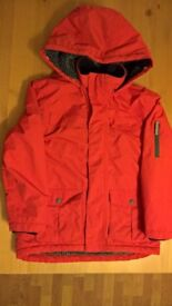 Boys Winter Jacket - age 8-9 years