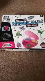 Metallic Bead Creations