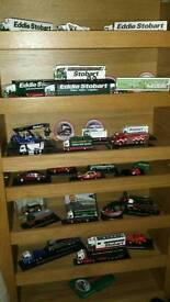 Eddie stobart collection