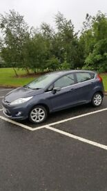 Ford Fiesta, great runner with low mileage