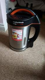 Morphy Richards soup and smoothie maker.