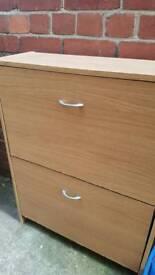 Argos Shoe cupboard
