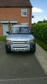 Land rover discovery 3, 2006, 7 Seater