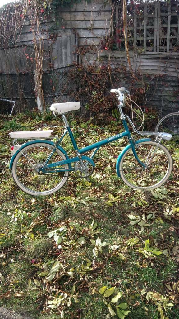 Ladies or men bike 3 speed 1972 good working order excellent condition dynamo works one new tyre