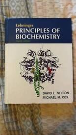 Lehninger Principles of Biochemistry 4th ed.