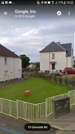 3 Bedroom Large Upper Cottage For Swap in Glenboig