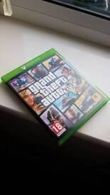 Xbox one gta 5