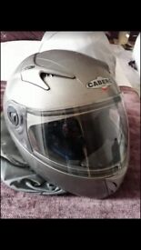 Caberg V2 crash helmet
