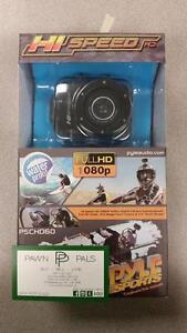 Pyle 1080P HD Action POV Camera