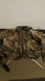 Men's hunting coat