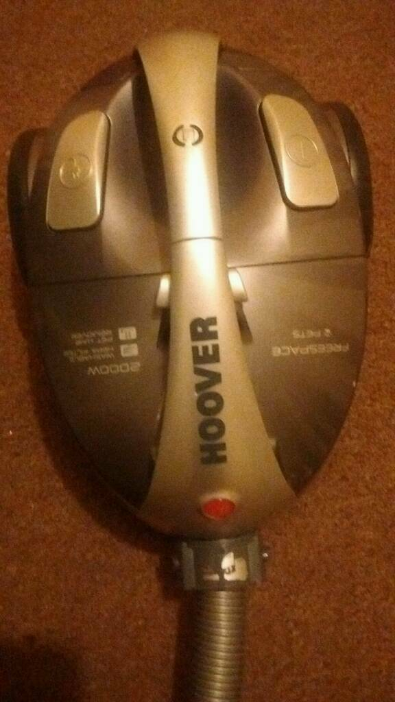 Hoover £12
