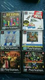 Sony PlayStation PS1 Games individually Priced