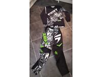 Moto cross top & trousers
