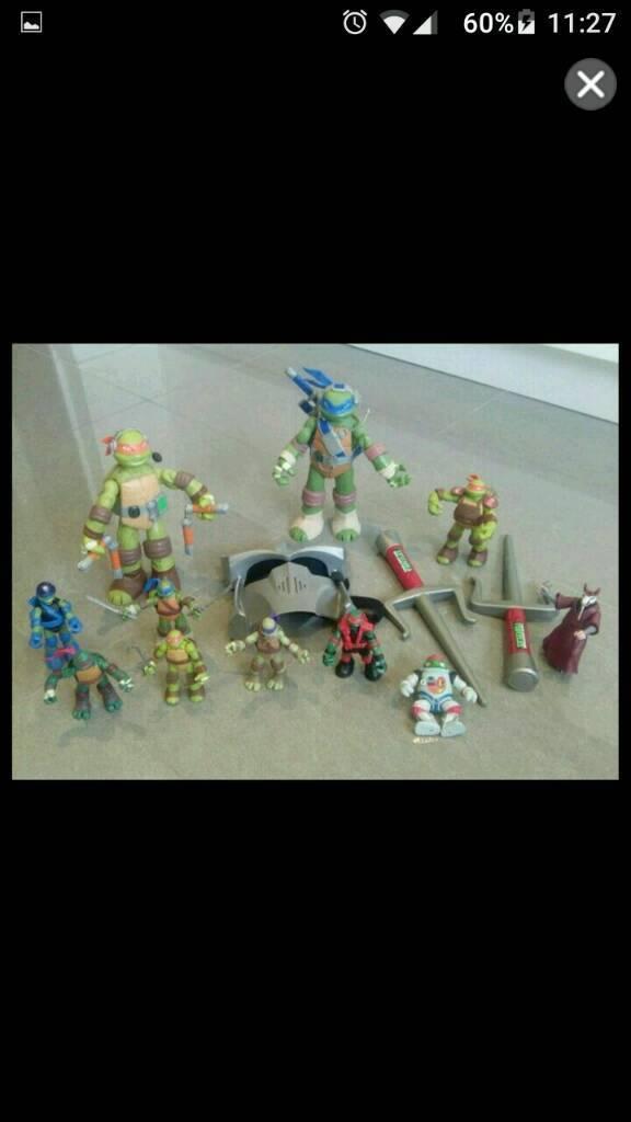Ninja Turtles bundle