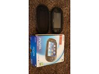 Psvita excellent condition hardly used