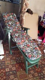 Recliner chair £30