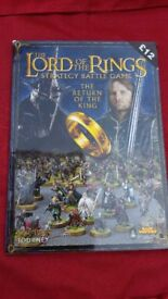 A JOURNEY SUPPLEMENT BOOK FOR THE LORD OF THE RINGS STRATEGY BATTLE GAME - THE RETURN OF THE KING