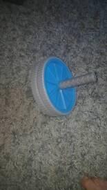 Toning wheel