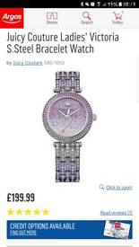 Juicy couture watch for sale