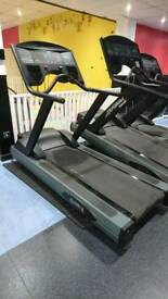 Life Fitness 9500HR Running Treadmill