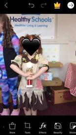 Orphan Annie costume