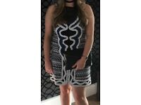 Ladies size 16 topshop dress