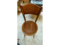 Vintage bentwood cafe / bistro chair
