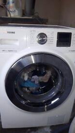 Samsung washing machine wf1124xac