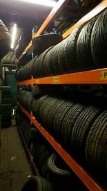 Quality partworn tyres
