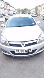 ASTRA 07,HPI CLEAR,1.4,FSH, A/C,CD PLAYER,CENTRAL LOCKING,PARKING SENSOR,MOT 26/01/18, 2 OWNERS,