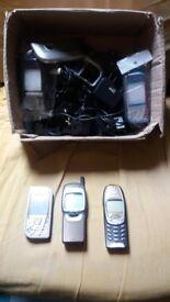 Original Finland Nokia Mobile Phones 7110, 6310i and 7610 - All Unlocked