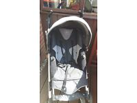 bebe confort Loola travel system buggy from baby to toddler complete with cars seat