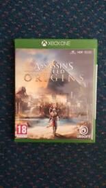 Assassins crees Origins XBOX ONE