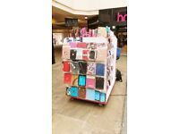 Mobile Phone Retail Kiosk for Sale - Very Good Condition
