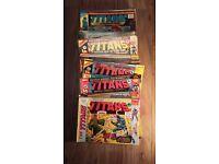 Marvel Titens 1975