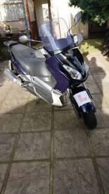 Yamaha Xmax 125i