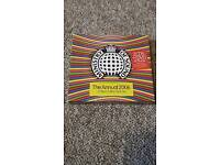 Ministry of sound cd
