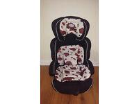 MCC 4 babies car seat