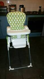 Child's feeding chair