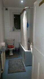 SINGLE ROOM AVAILABLE IN A TWO BED FLAT QUITE HOUSE
